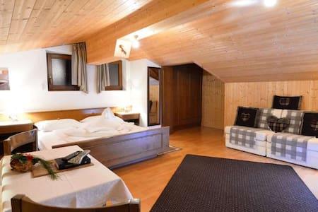 Bilocale in stile tirolese - Selva di Val Gardena - 公寓