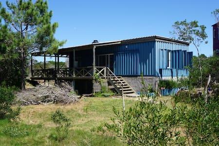 Bolt Hole (Container House), Oceania del Polonio