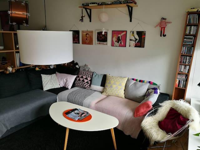 Inspiring & cosy Artist's apartment - Kolding - Wohnung