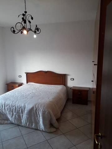 Camera con bagno interno,a 10 minuti dal mare