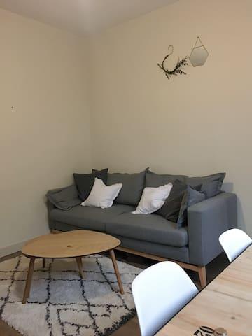 Logement grand 2 pièces à Saint Maur des fossés - Saint-Maur-des-Fossés - Appartement