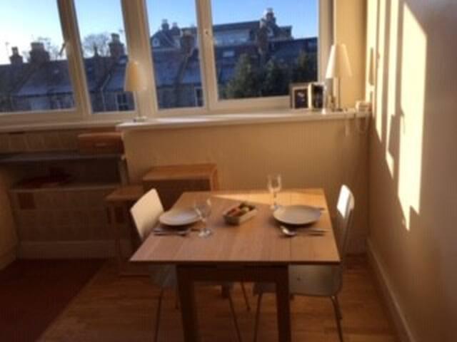 One bedroom flat in Aberdeen's West End