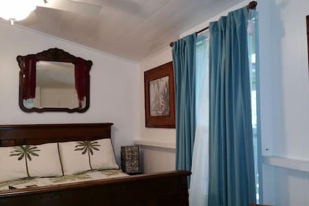 Peaceful, historic plantation room