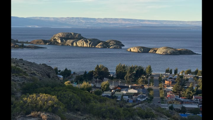 Costanera Apart vista Lago Gral. Carrera 4 pers.