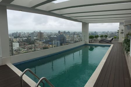 BEAUTIFUL IDEAL LOCATION - Miraflores/San Isidro