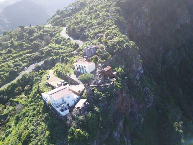 Casa rural Las Gemelas · Mirador de Fagundo