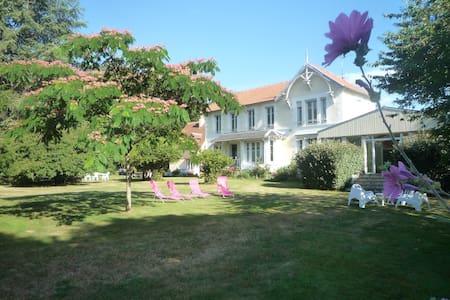 Chambre d'hôtes Chenonceau du domaine de plaisance - Druye - Bed & Breakfast