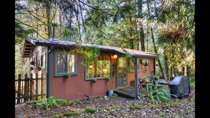 The Pine Cone Cottage
