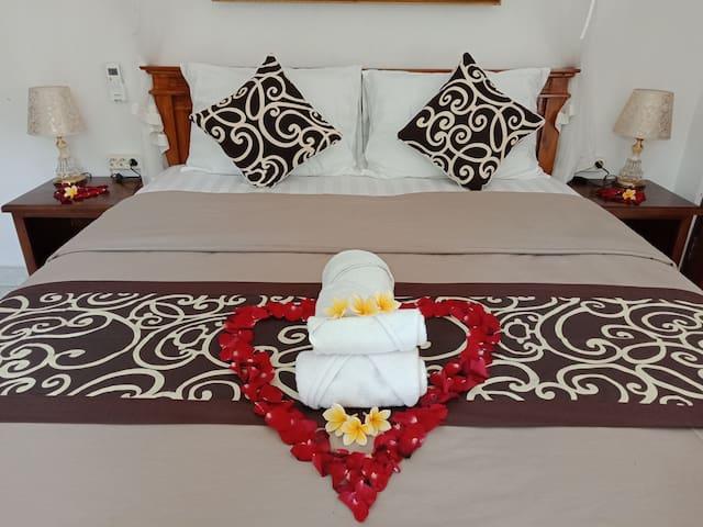 SHIVA HOUSE-Ganesha Room -UBUD CENTER