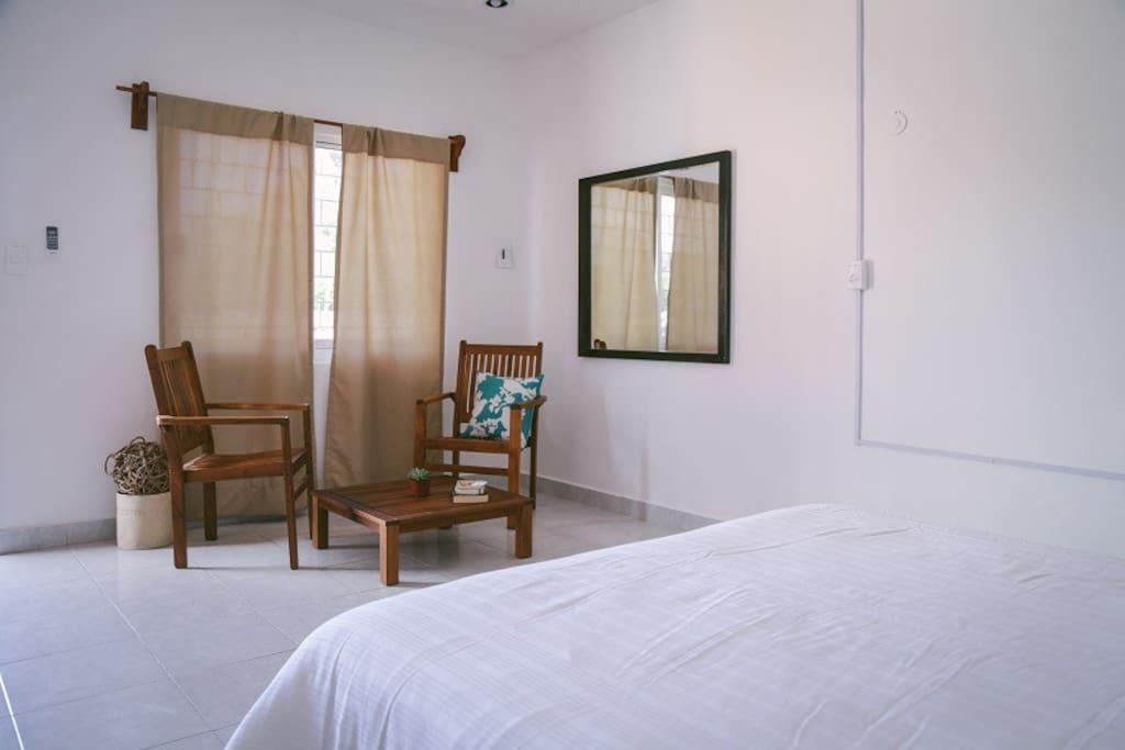 Bonita tulum 7 downtown private room suite degli for Nuove case con suite suocera