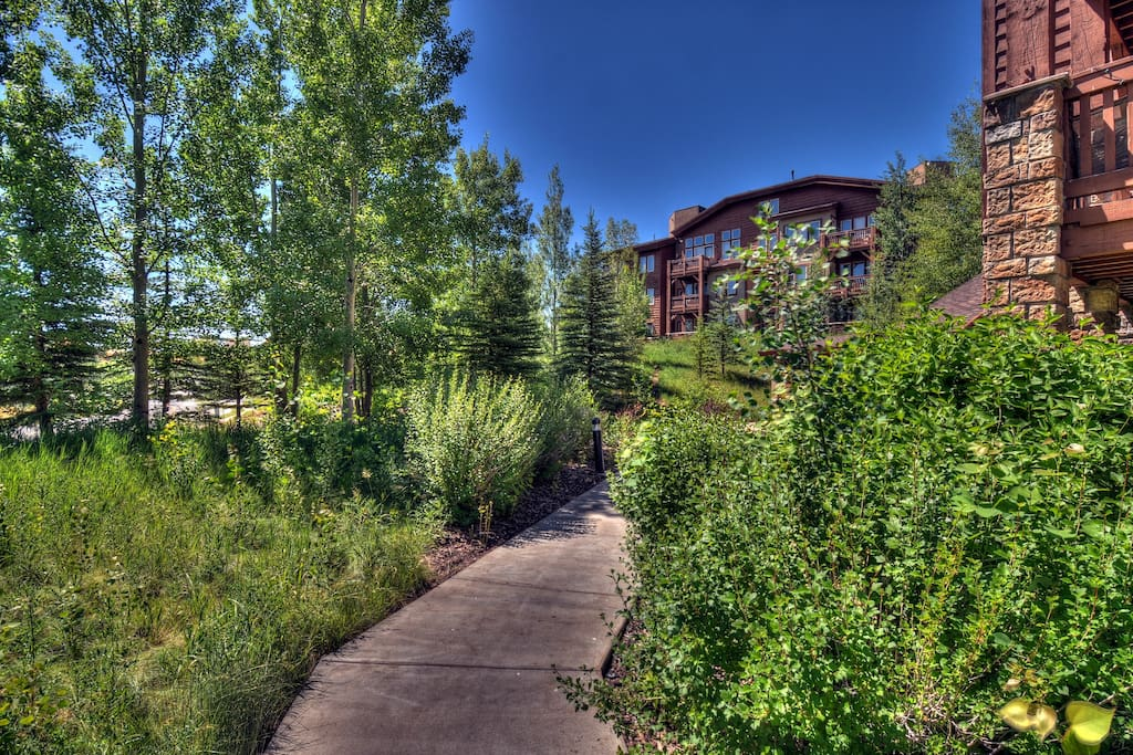 Crestview Condos Park City UT