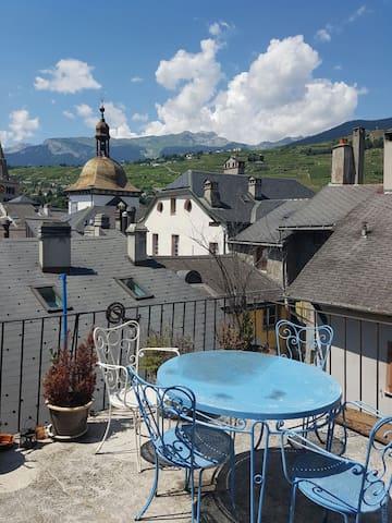 La terrassière - Sion - Wohnung