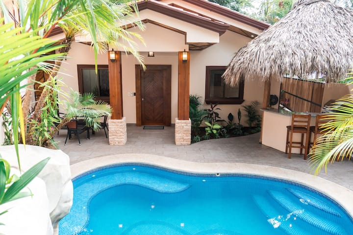 Luxury Villa with Private Pool and Patio