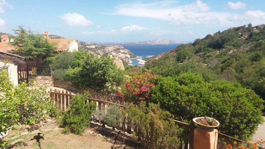 Casa vacanze con Vista Mozzafiato Porto Cervo