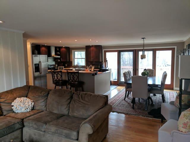 Centrally located home in beautiful Saratoga