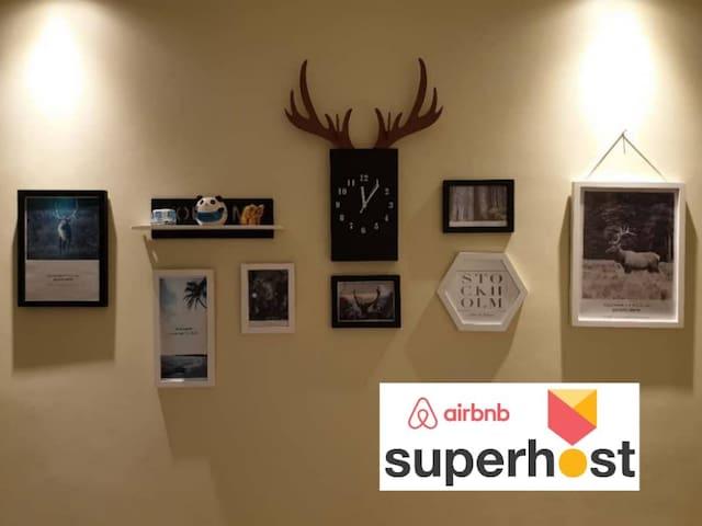 Deer Bay Home@ 那鹿湾