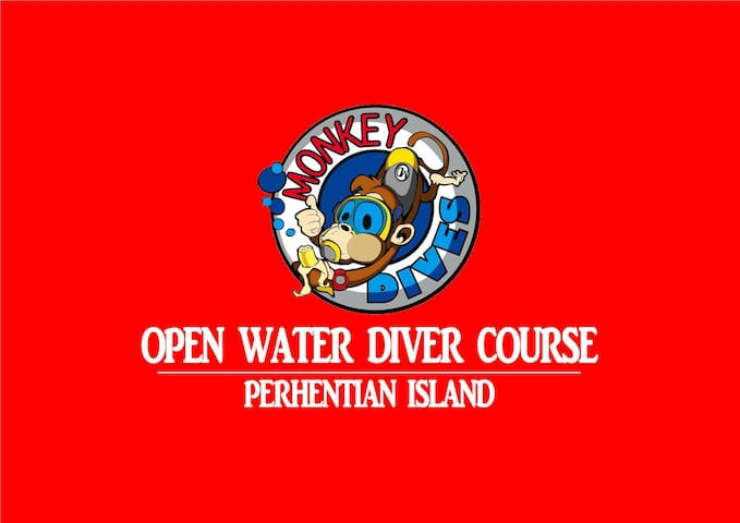 MonkeyDives - Open Water Course