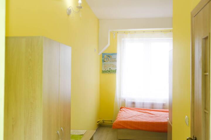 """Уютная студия в апартаментах """"Золотой клевер"""" - #2"""