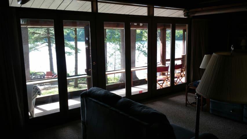 Ayers Log Cabin