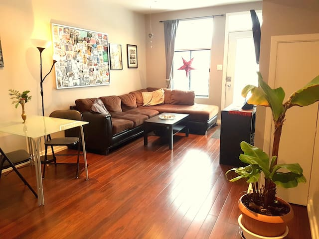 Beautiful & cozy Appartment + great location! - Montreal