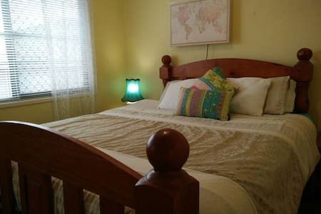LowCost&Stylish-10min from Airport- Room - Murarrie