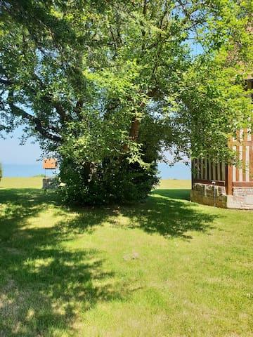 Villa Prestige à Honfleur accès privé à la plage
