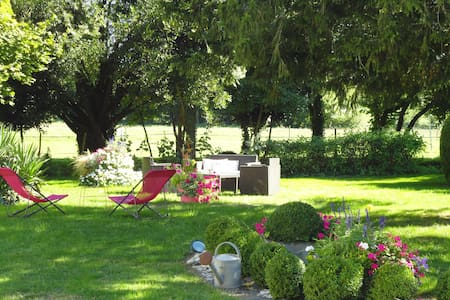 Spacious and quiet bed & breakfast - Saint-Saturnin-du-Bois