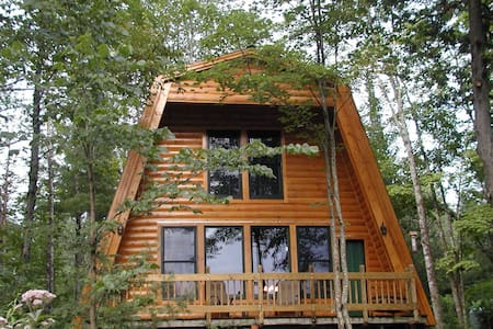Sugarloaf Area (Kingfield) River Cabin Rental