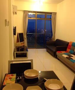 3Bedrooms D'inspire Exec Apt - Johor Bahru - Appartement