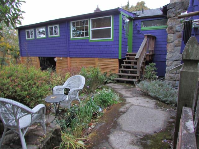 Fairhaven Garden Suite - Bellingham