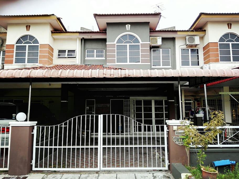 Fun homestay 012-5210738