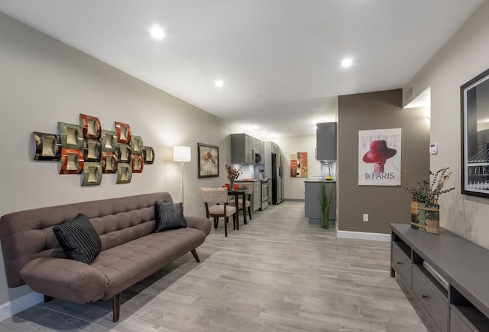 Entire Oaklawn Condo Close to Downtown & Uptown