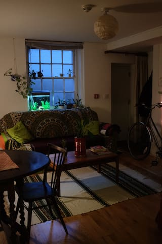 Flat in the heart of historic Lewes - Lewes - Wohnung