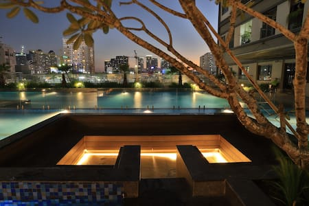 GYM, POOL, Private Room In Shared Flat