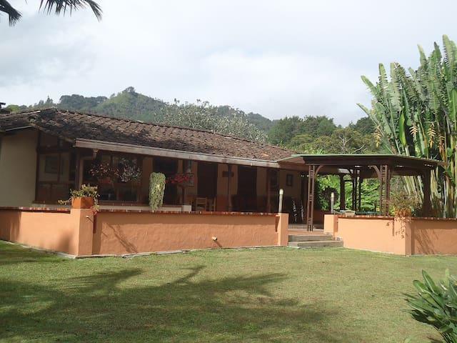 Finca el Aljibe - En sitio ideal de Llanogrande - Rionegro - House