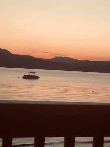 Schroon Lake Adirondack  Escape