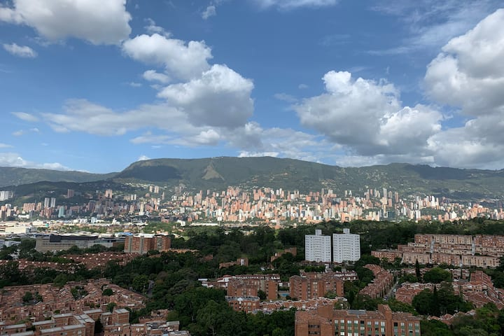 Penth-House in Medellin terrific view