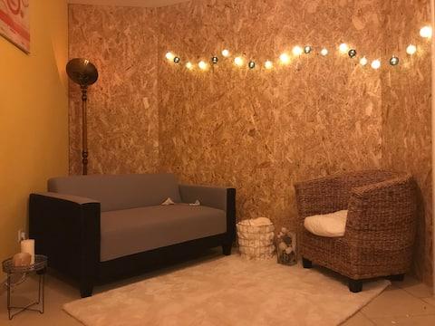 Guest House calme et lumineuse