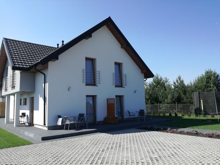 Galera - apartament 3A Mieroszyno, Jastrzębia Góra