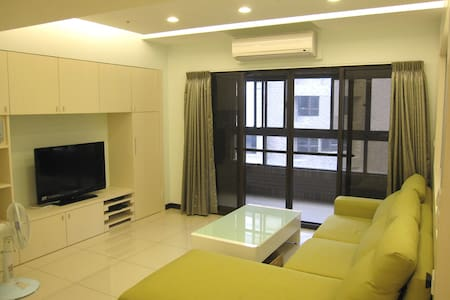 Clean Room Nearby MRT Huilong St. A - Xinzhuang District - Appartement