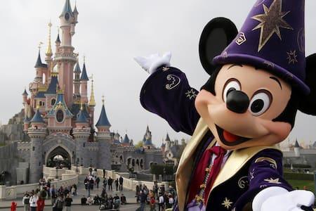 2 bedroom apartment Disneyland Paris/ Val d'Europe - Serris - Apartemen
