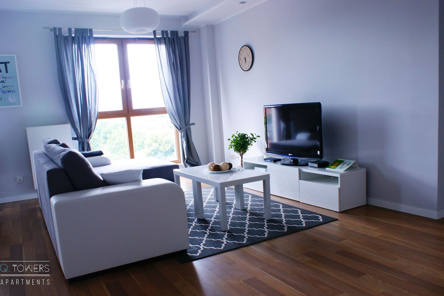Q.Towers Apartments NEW APARTMENT in Gdask! - Apartments for Rent in Gdask,