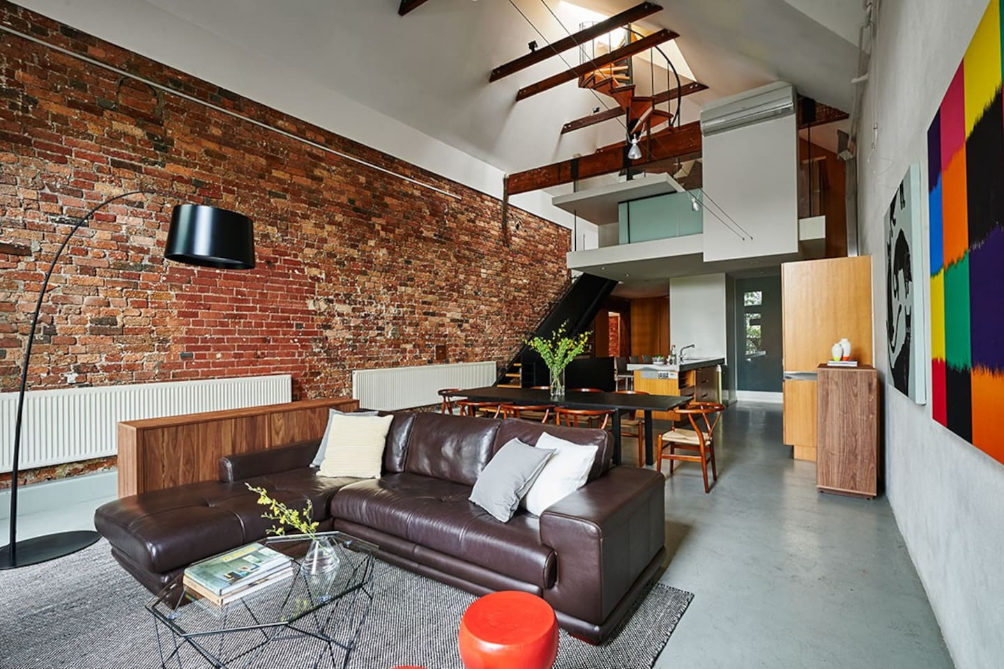LUXICO - Grand Loft (Fitzroy) - Houses for Rent in Fitzroy