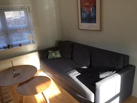 Hyggeligt værelse i det nordlige Århus