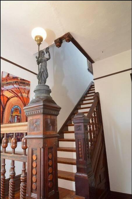 Original piece of the house