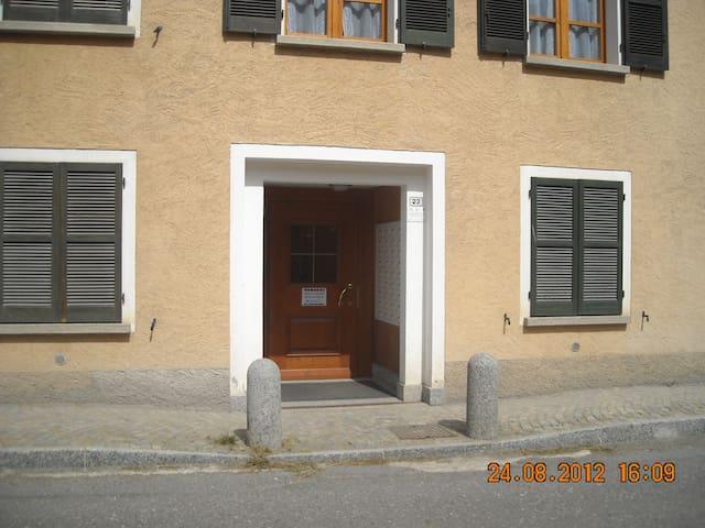 SANTA CATERINA  VALFURVA IN CENTRO - Santa Caterina - Wohnung