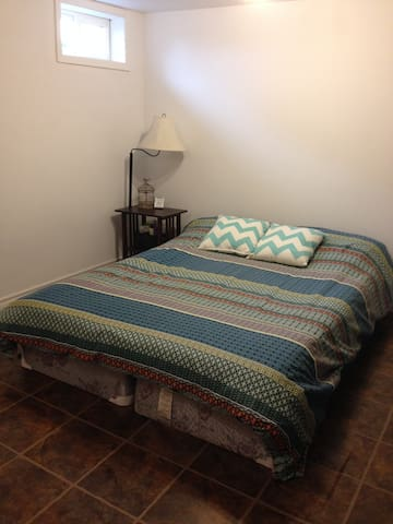 Private Bedroom in Central Moncton - Moncton - Casa
