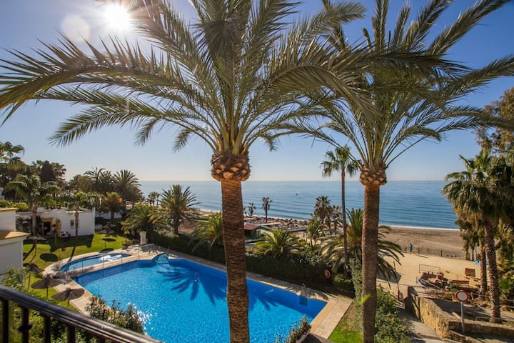 Right by the beach modern townhouse - Marbella - Haus