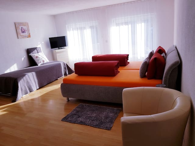 Zimmer/Rooms Arth am See