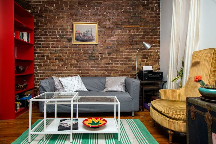 Park Slope 2 bedroom - Amazing Access to All!!!